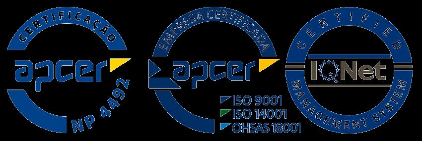 Certificações APCER - ATM
